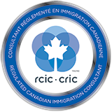 Regulated Canadian Immigration Consultant Logo